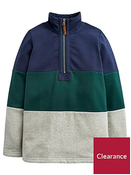 joules-boys-dale-half-zip-sweatshirt--bluegreengrey