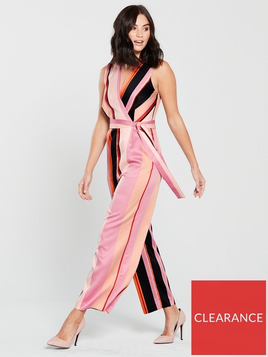 3ab93c0b809 Mango Florence Stripe Jumpsuit
