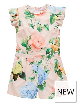 baker-by-ted-baker-girls-rose-printed-playsuit