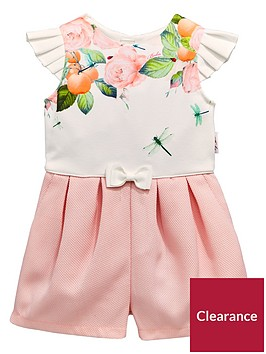 baker-by-ted-baker-toddler-girls-rose-textured-playsuitnbsp--light-pink