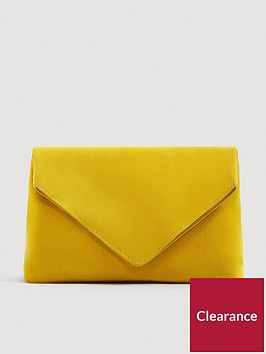 mango-leather-envelope-clutch-ochre