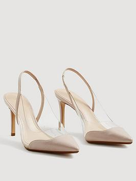 mango-clear-detail-sligback-courts-nude