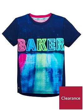 baker-by-ted-baker-boys-reflective-logo-tee