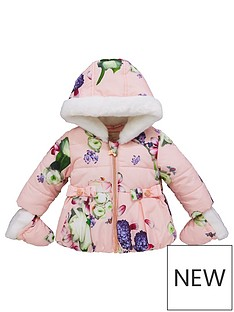 baker-by-ted-baker-baby-girls-aop-padded-coat-amp-mittens