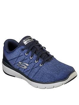 skechers-mensnbspflex-advantage-30-stally-trainer-blue