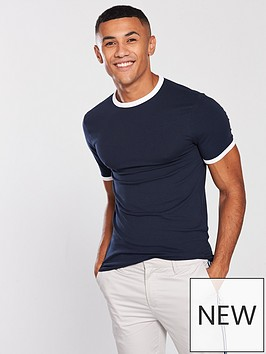 river-island-ss-muscle-fit-ringer-t-shirt