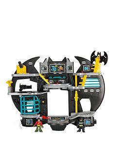 imaginext-dc-super-friends-batcave
