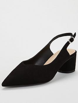 Kg Kg Cecily Mid Block Heeled Slingback Shoe