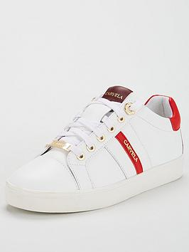carvela-lisa-leather-trainer-white