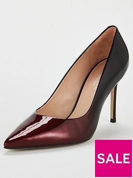 carvela-alison-patent-heeled-court-shoe-wine