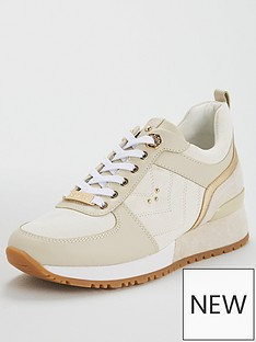 carvela-linanbspsuede-trainer--nbspcream