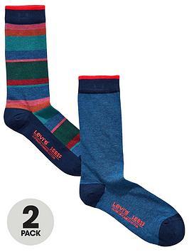 levis-levis-2pk-micro-stripe-sock