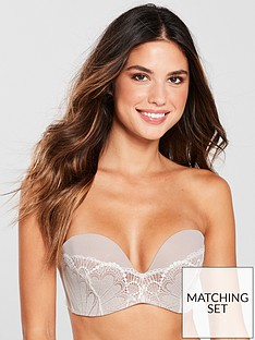 c7890012fd Wonderbra Ultimate Strapless Lace Bra