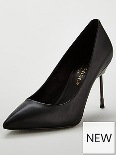 kurt-geiger-london-kurt-geiger-london-britton-black-leather-heeled-shoe