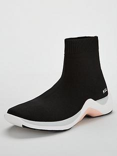 kurt-geiger-london-kurt-geiger-london-linford-sock-black-fabric-trainer