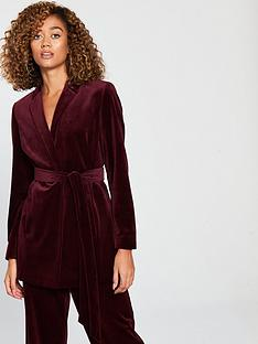 v-by-very-belted-velvet-jacket-burgundy