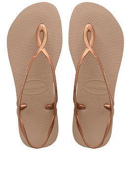 Havaianas Luna Flat Sandal Flip Flop