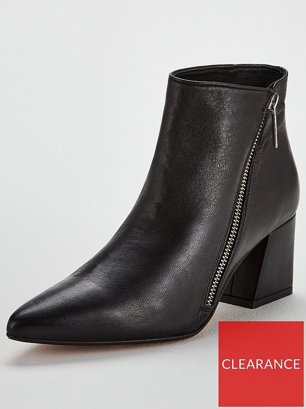 b7a8e60339ef Carvela Signet Ankle Boot - Black
