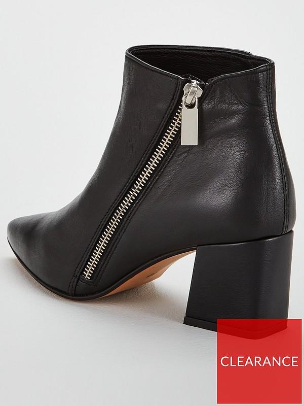 e858d846803f2 Carvela Signet Ankle Boot - Black