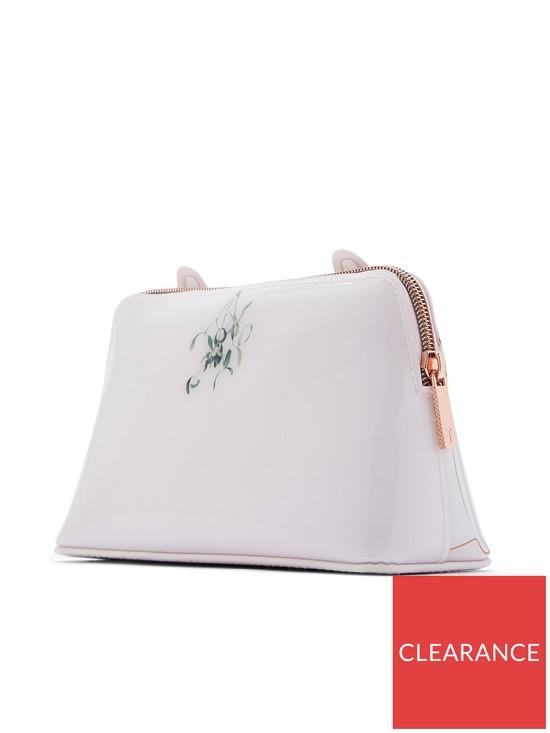 3c6c7f9dcb7c Ted Baker Aria Cotton Dog Makeup Bag - Nude Pink