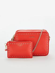 ted-baker-suzie-micro-stud-camera-bag-red