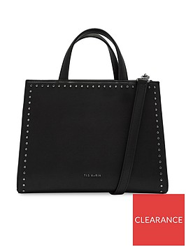 ted-baker-ted-baker-stephh-black-micro-stud-shoulder-bag