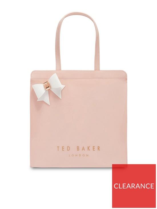 126290f9bd2b Ted Baker Auracon Small Bow Icon Bag