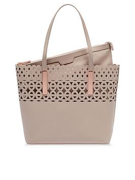 ted-baker-sylviee-cut-out-detail-shopper