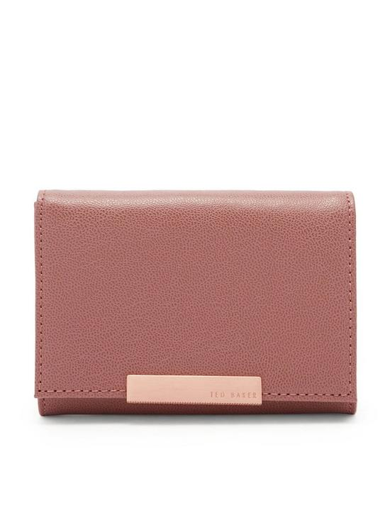 ae3d521aa59 Ted Baker Rana Textured Mini Purse - Pink | very.co.uk