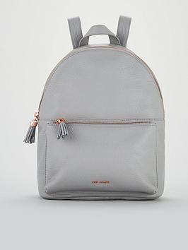 ted-baker-mollyyy-tasselnbspsoft-leather-backpack-grey
