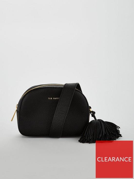 27f0af857588 Ted Baker Madiiee Leather Pom Belt Bag