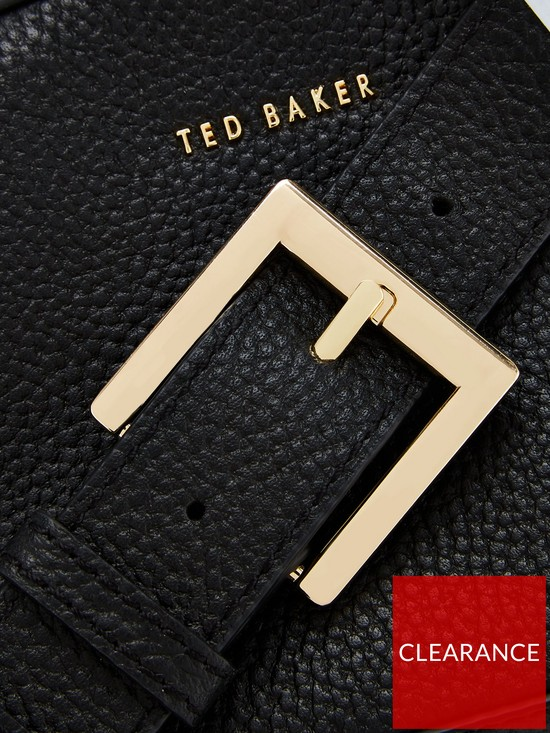 5e89378a738ac ... Ted Baker Madiiee Leather Pom Belt Bag. View larger