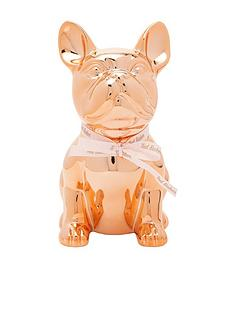 ted-baker-buster-dog-money-box-rose-gold