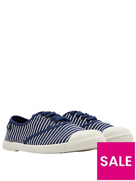 joules-sunley-plimsoll-french-navy-stripe