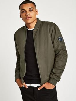 jack-wills-mens-rame-padded-bomber-jacket-olive