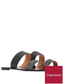 joules-fenthorpe-flat-sandal-black