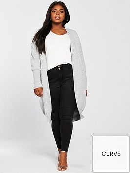 v-by-very-curve-longline-knitted-cardigan-greynbsp