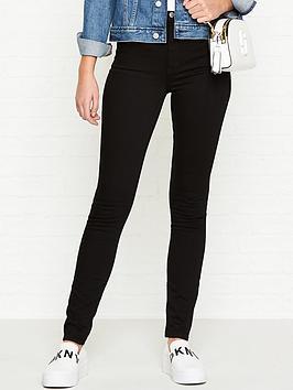 calvin-klein-ckjnbsp010-high-rise-skinny-jeans-eternal-black