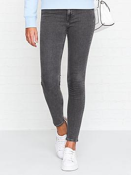 calvin-klein-ckj-010-high-rise-skinny-jeans-stockholm-grey
