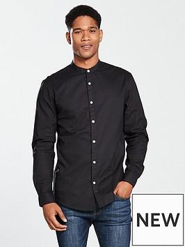 v-by-very-long-sleeved-grandad-shirt