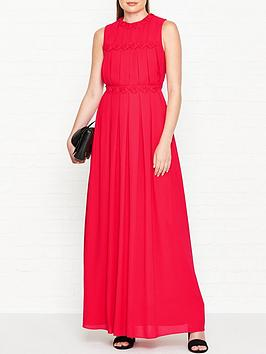ted-baker-saffrom-origami-folded-maxi-dress-red