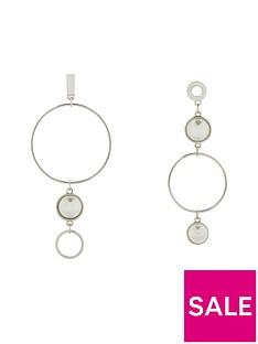 v-by-very-alaska-mismatch-pearl-drop-earrings