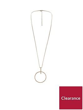v-by-very-alpha-fine-circle-pendant