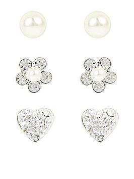 accessorize-pack-of-3-pearl-flower-stud-earrings-sterling-silver