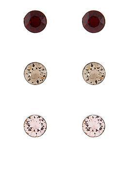 accessorize-accessorize-sterling-silver-3x-swarovski-mini-stud-set-earrings