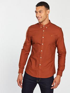 farah-brewer-slim-fit-ls-shirt