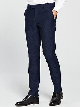 farah-hookstone-floral-suit-pant
