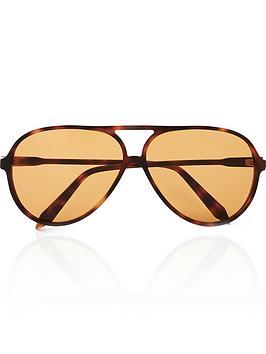 victoria-beckham-fine-vb-aviator-sunglassesnbsp-nbsptortoiseshell