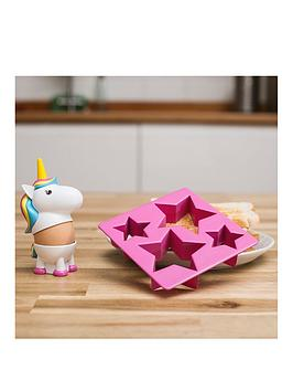Unicorn Egg Cup And Toast Cutter thumbnail