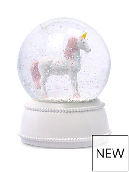 unicorn-light-up-snow-globe